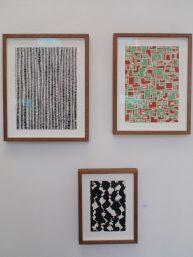 Karin Andersen: Gouache – mønstre